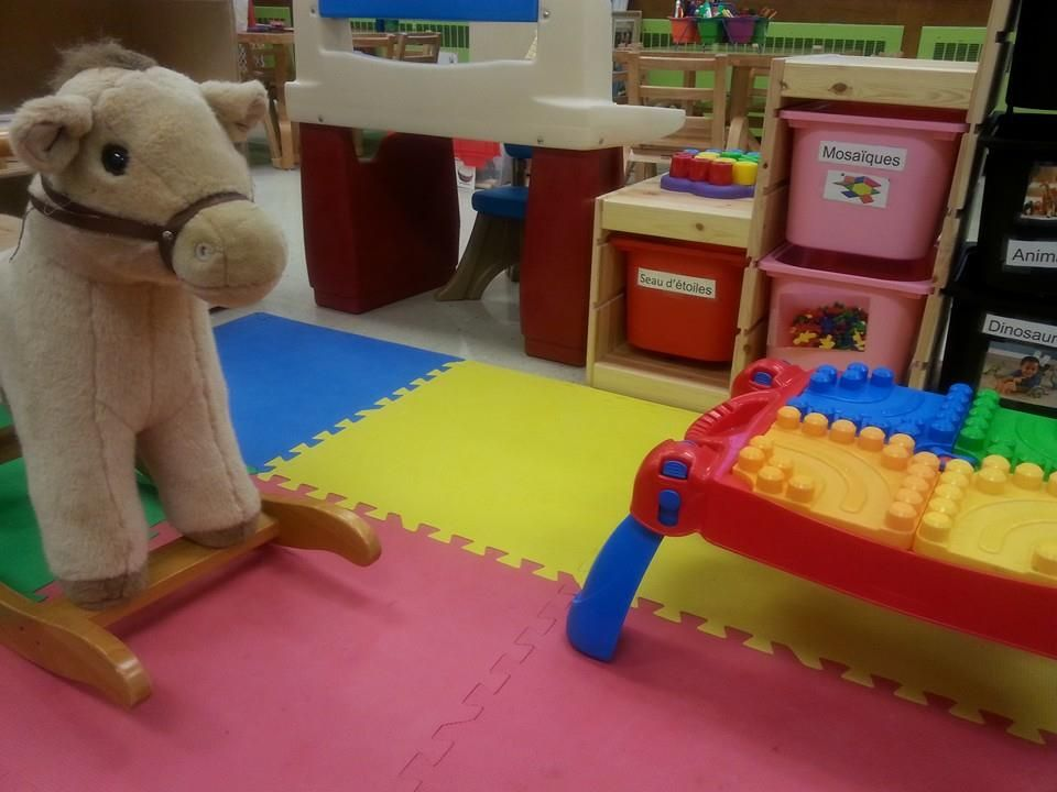 Francophone Daycare and Preschool Child Care in North York